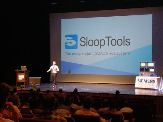 SloopTools @ WinCCC OA User Days 2018